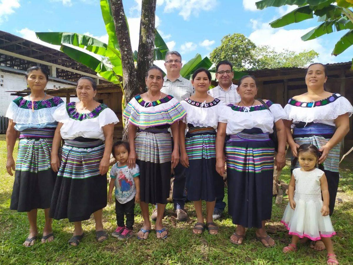 Las mujeres de comunidades de Chiapas se incorporan a modelos de emprendimientos de la Ibero Puebla
